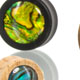Ebony / Paua Plugs