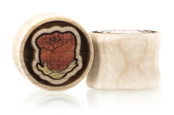 Buds Flower Plugs - Curly Maple
