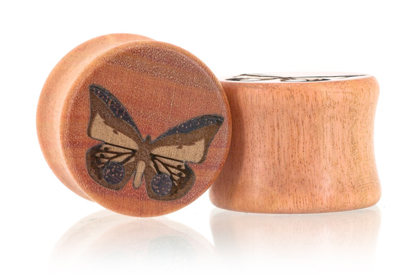 Butterfly Plugs