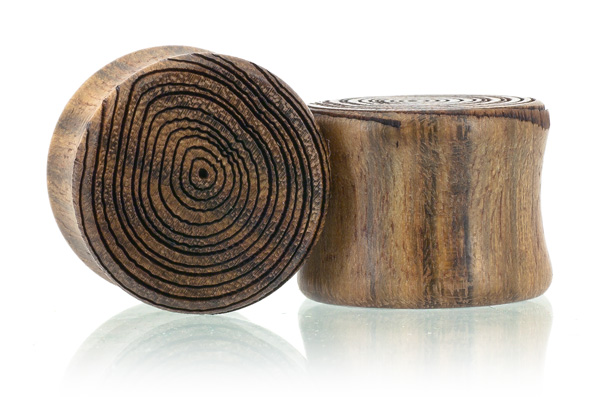 Growth Ring Plugs - Chechen