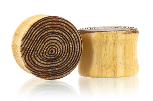 Growth Ring Plugs - Osage