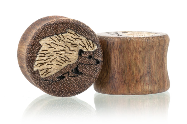 Hedgehogs - CH w/Maple inlay