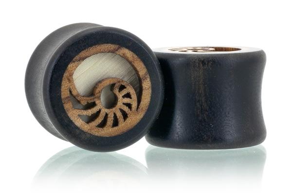 Nautilus Shell Plugs-GE