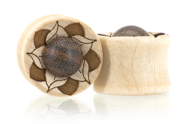Thrive Flower Plugs - Curly Maple
