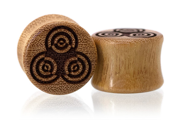 Crop Circle Plugs - Osage