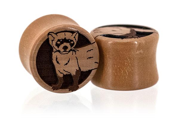 Ferret Plugs - Swiss Pear