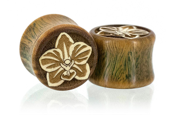 Orchid Flower Plugs - Holly Wood