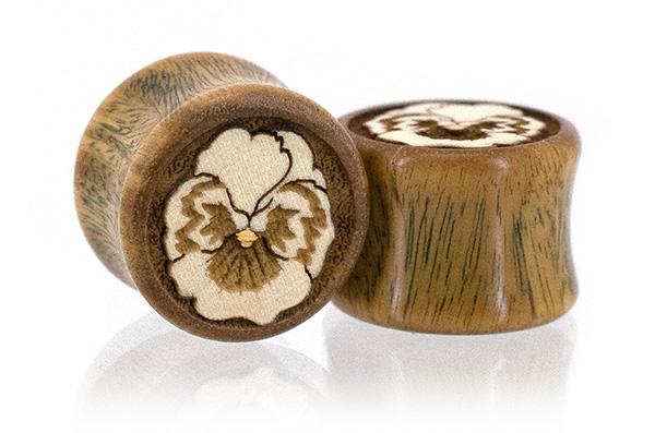 Pansy Flower Plugs - Verawood