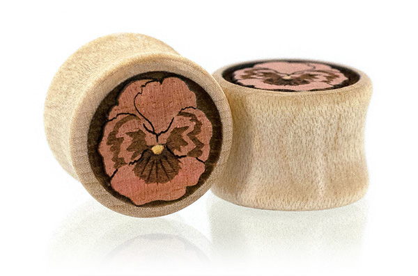 Pansy Flower Plugs - Osage