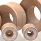 Curly Maple Concave Tunnels