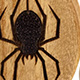 Spider Oval Plugs - OO