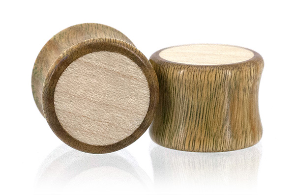 Verawood / Maple Inlays